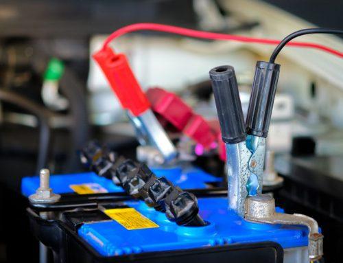 Explosieveiligheid Batterijen