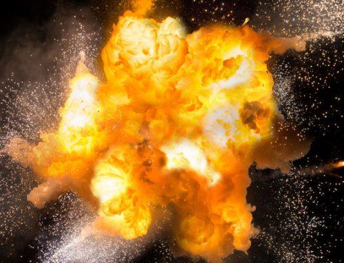 Mythes over Stofexplosie