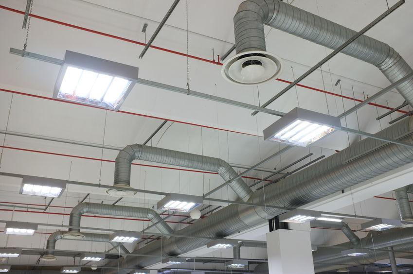 HVAC ventilatie